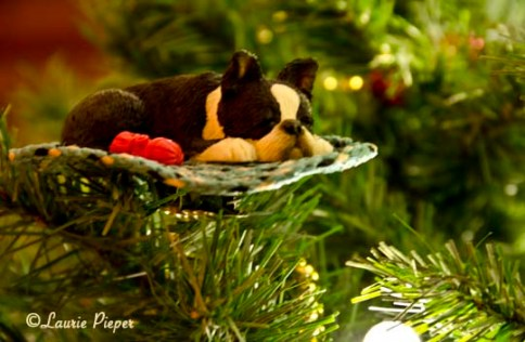 SleepingBostonTerrierOrnament2