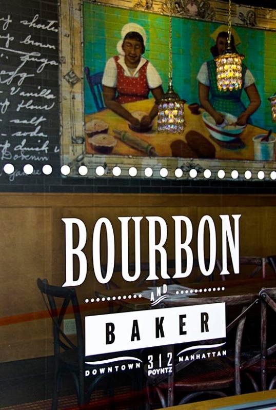 Bourbon&Baker