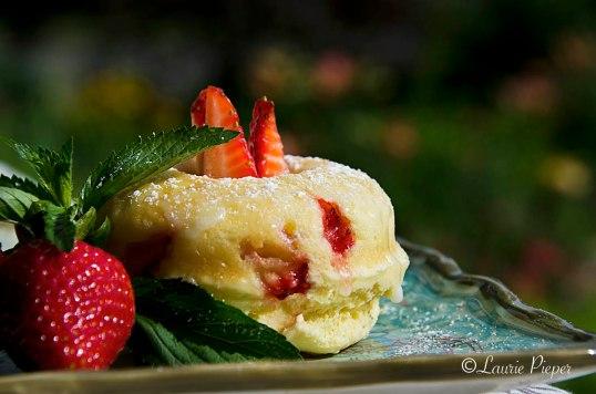 DonutsStrawberryShortcake