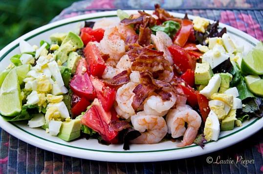 SaladSeafoodCobb