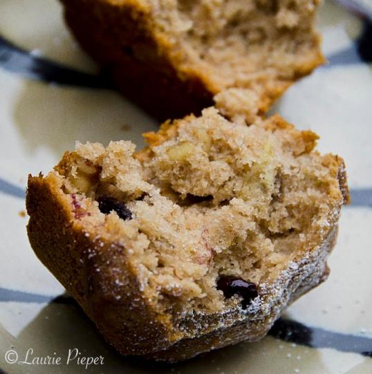 MuffinCranWalVegan