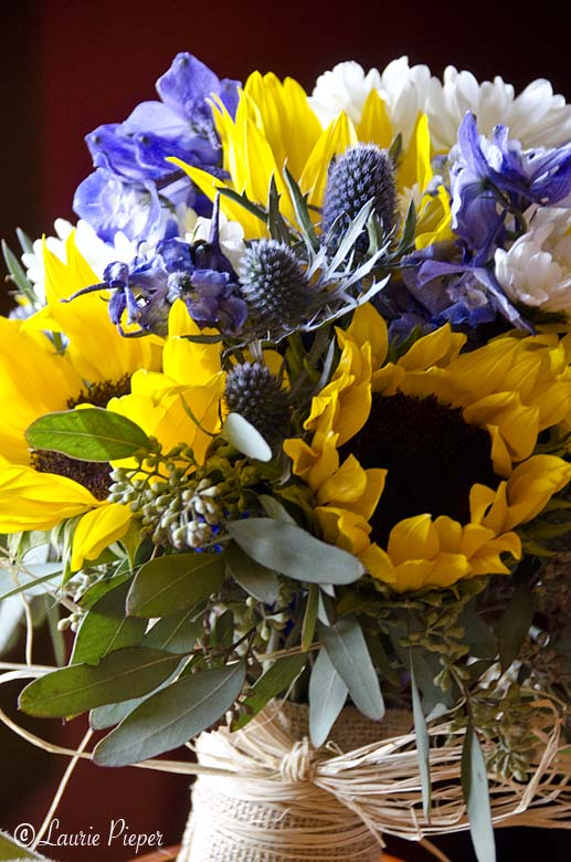 SunflowerBouquet